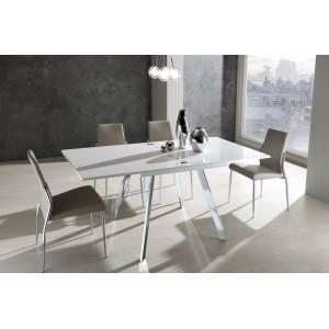 BOOK kinyitható design étkezőasztal Étkezőasztalok
