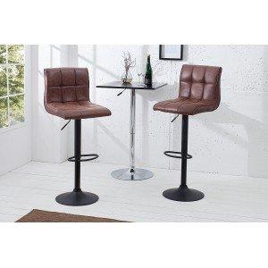 MODENA modern bárszék- vintage barna Ülőbútor
