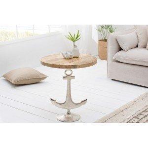 ANCHOR mangófa design dohányzóasztal Asztal