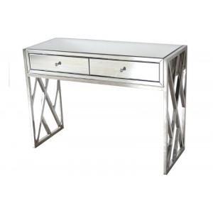 PERRINE design tükrös konzolasztal Asztal