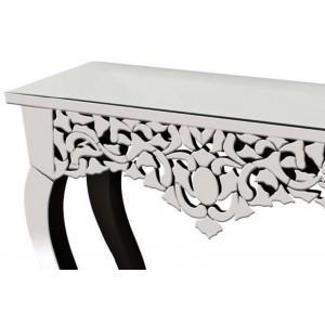 LILIA design tükrös konzolasztal Asztal