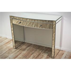 CELESTE design tükrös konzolasztal Asztal