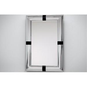 FLEUR BLACK design tükör - 120cm Tükrök
