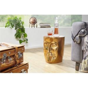 FACE design lerakóasztal - arany Asztal