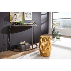 JADE design lerakóasztal - arany Asztal