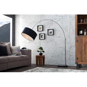 CARMEN design állólámpa- fekete Állólámpák
