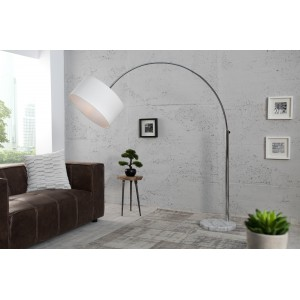 CARMEN design állólámpa- fehér Állólámpák