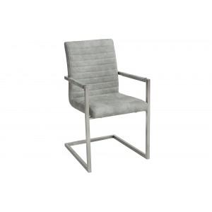 IMPERIAL design szék - szürke Karfával