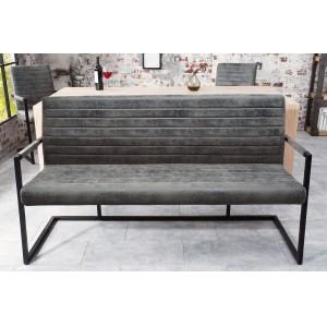 IMPERIAL design ülőpad - antik szürke Ülőbútor