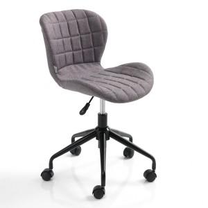 ROCCO modern forgószék - szürke farmer Irodai székek