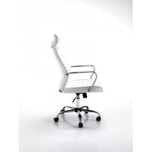 LEADER design forgószék - fehér Irodai székek