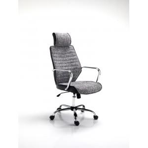 LEADER design forgószék - szürke Irodai székek