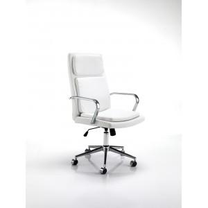 UFFIZO modern forgószék - fehér Irodai székek