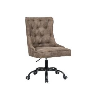 PRINCE exkluzív forgószék - barna Irodai székek