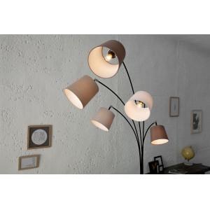 LEVEL modern állólámpa - beige Állólámpák