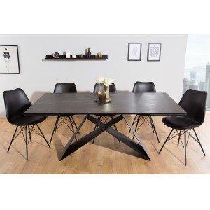 ARTISTIC DARK design bővíthető étkezőasztal - 180-260cm Étkezőasztalok