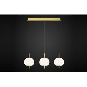 APPLE III design LED függőlámpa Függőlámpák