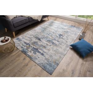 ERODE modern szőnyeg - kék Szőnyegek