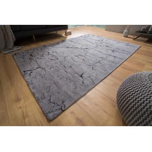 CRACK modern szőnyeg - szürke Szőnyegek