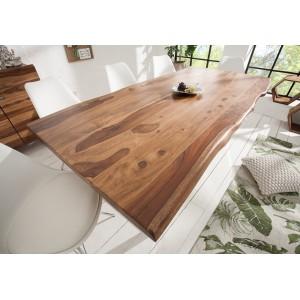 MAMMUT tömör rózsafa étkezőasztal - 180/200cm Étkezőasztalok