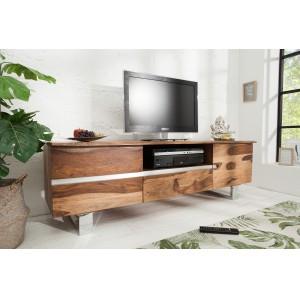 MAMMUT tömör rózsafa TV-szekrény - 160cm TV szekrények