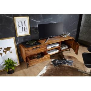RIMBER tömör rózsafa TV-szekrény TV szekrények