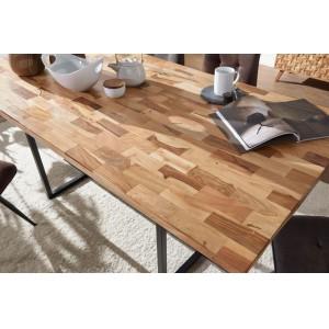 MIXWOOD fa étkezőasztal - 180/200cm Étkezőasztalok