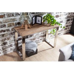 JACK rusztikus fa konzolasztal - 115cm Asztal
