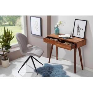 INDIGO tömör rózsafa konzolasztal - 90cm Asztal
