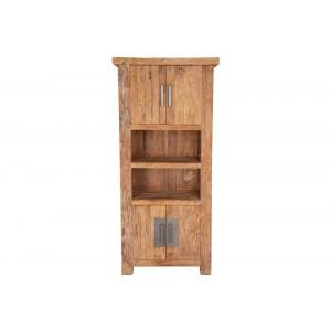 ROCAL tömör teakfa szekrény Polcok
