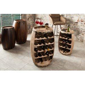 BORDEAUX bortartó - natúr - 60cm/80cm Dekoráció