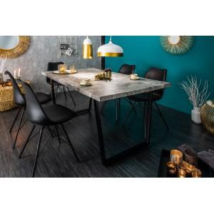 ELISSA design étkezőasztal - beton - 160 cm Étkezőasztalok