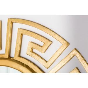 MENDERES modern tükör - arany- 85cm