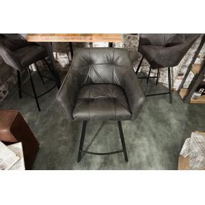 BERNARD design szék - antik szürke Ülőbútor