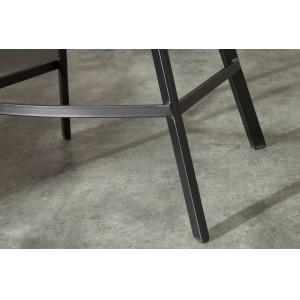 BERNARD design bárszék - tóp szürke