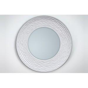DEBORAH modern tükör - fehér Tükrök