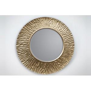 BRENDA design tükör - arany Tükrök