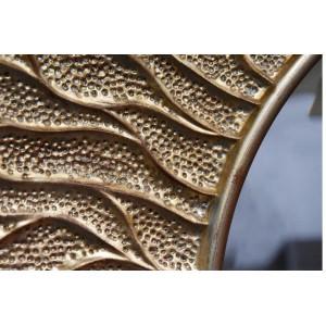 BRENDA- II design tükör - arany Tükrök