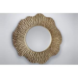 BRENDA ANOMAL- II modern tükör - arany Tükrök