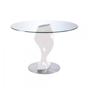 CAPRI design kerek étkezőasztal - 110/120/130cm Étkezőasztalok AC