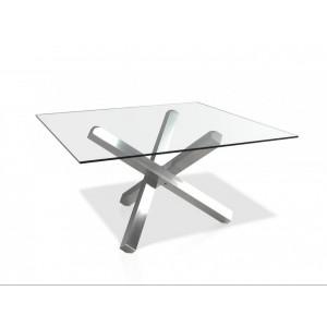 MIKADO SQUARE design étkezőasztal - 120/130/140/150cm Étkezőasztalok AC