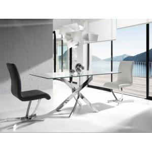 SIGMA SQUARE design  étkezőasztal - 140/150/160/180cm Étkezőasztalok AC