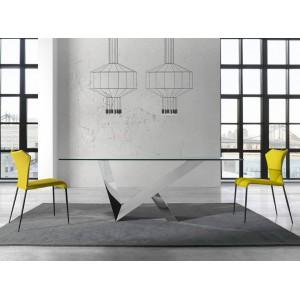 FLASH OVAL design étkezőasztal - 200cm Étkezőasztalok AC