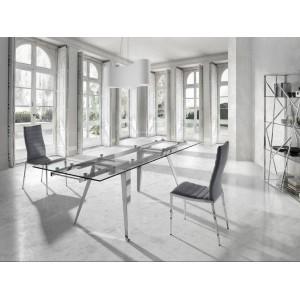 URBAN design bővíthető étkezőasztal - 160-240cm Étkezőasztalok AC
