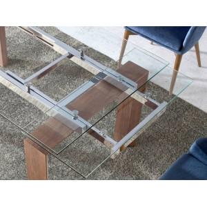 TOKYO design bővíthető étkezőasztal - 160-240cm Étkezőasztalok AC
