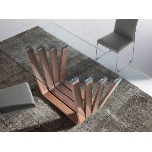 TROPEZ design étkezőasztal - 180/200/220cm Étkezőasztalok AC