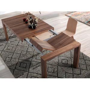 LEON design bővíthető étkezőasztal - 160-260cm Étkezőasztalok AC