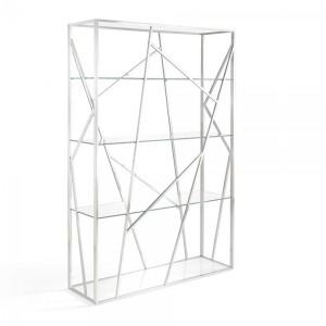GEOMETRIC design polc - 180cm - fehér Angel Cerdá AC