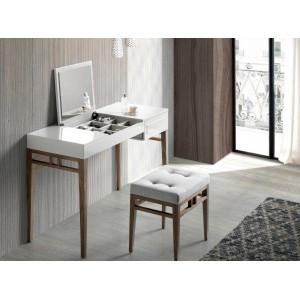 PANDORA design fésülködőasztal - szürke/dió Angel Cerdá AC