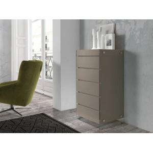 MARLEN design szekrény - fehér Angel Cerdá AC